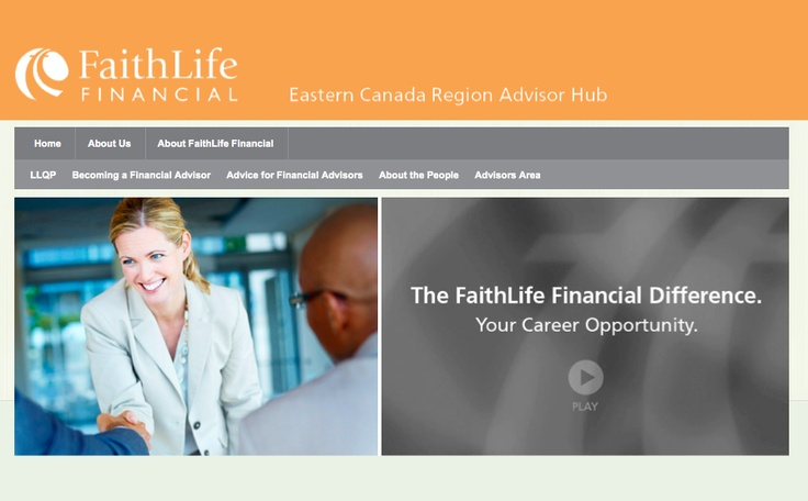 Over the past three years, I've worked with FaithLife Financial to develop their online visibility and credibility, taking them from just a website to total digital adoption.