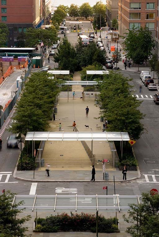 17 Best Images About Battery Park City Master Plan On