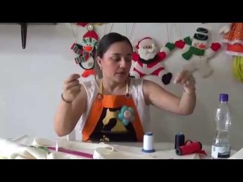 TIPOS DE BARBAS PARA PAPA NOEL - YouTube