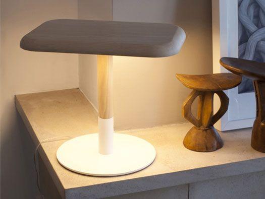 Estilosa Luminária Woody W01, Do Estúdio De Design Fxballéry.