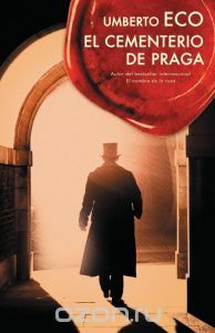 Ozon.ru - Книги   El cementerio de Praga   Umberto Eco       Купить книги: интернет-магазин / ISBN 9780307745118