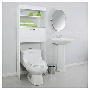 Mueble Baño Ahorrador de Espacio Blanco - Sodimac.com
