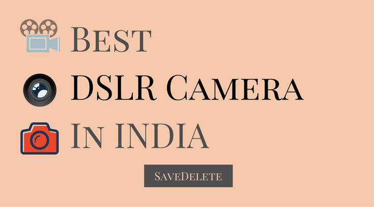 DSLR cameras is a step towards professional and hardcore enthusiastic people who want to get the real picture of photography. Today we will be featuring the best of the lot. As there are probably hundreds and thousands of different cameras with different brands, it gets harder to choose the one you really need for yourself. …  #camera #DSLR #india
