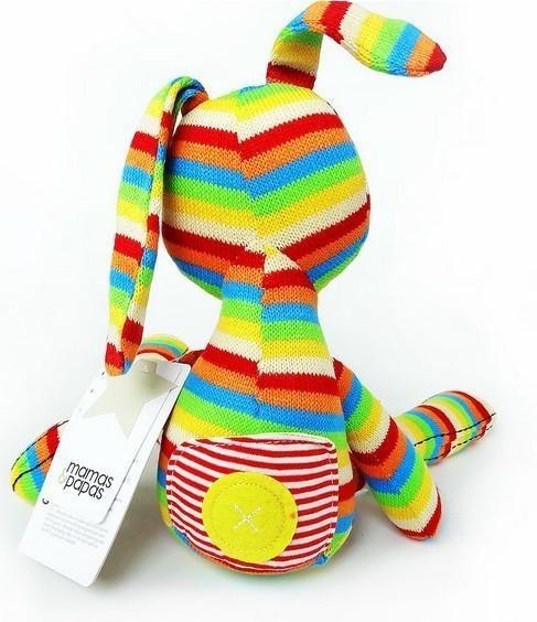 Stuffed Rainbow Rabbit