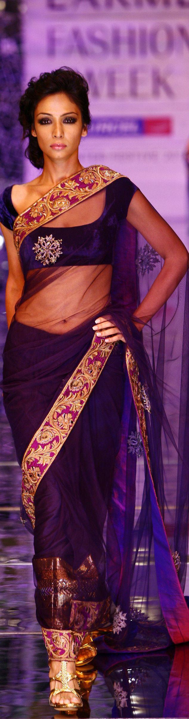 Manish Malhotra Collection at Lakme Fashion Week 2010. original pin by @webjournal