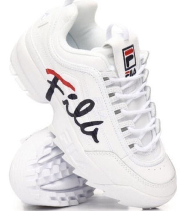 Fila Women Disruptor Ii Script Sneakers