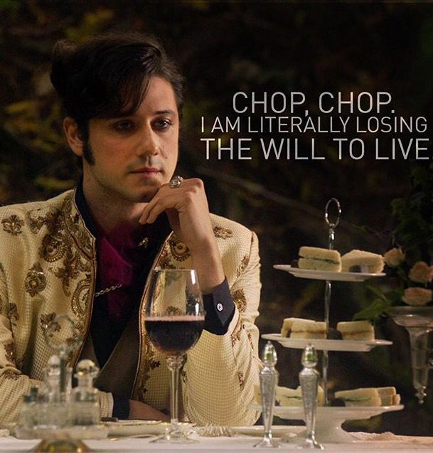 I  Eliot. The Magicians