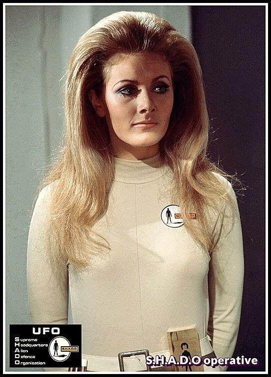 "FANTASCIENTIFICAMENTE VINTAGE - ""The Women of S.H.A.D.O"" UFO TV Series (1969-70) ..."