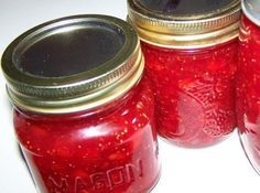 Strawberry Fig Preserves Recipe