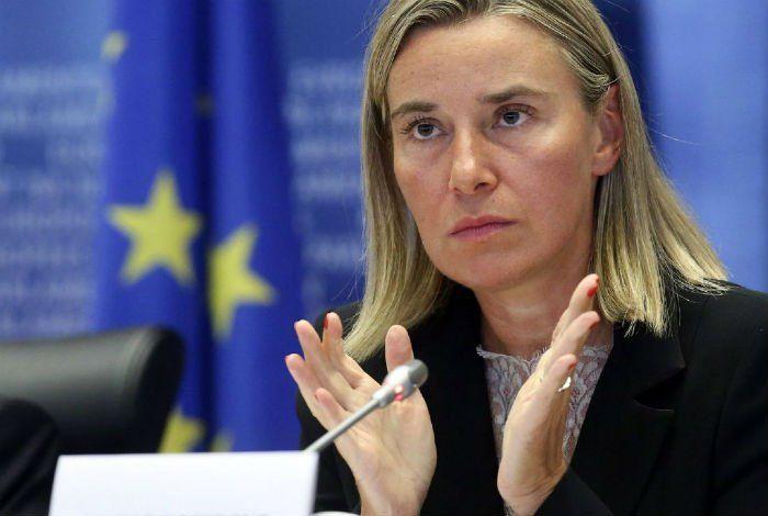 """La UE contempla un """"abanico de acciones"""" por crisis en Venezuela - http://www.notiexpresscolor.com/2017/08/02/la-ue-contempla-un-abanico-de-acciones-por-crisis-en-venezuela/"""