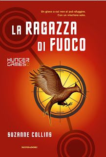 """Leggere Romanticamente e Fantasy: Recensione """"La ragazza di fuoco"""" di Suzanne Collin..."""
