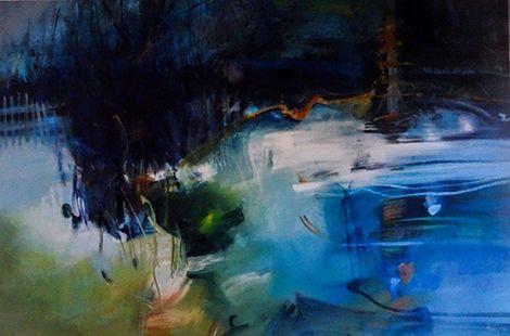 Pam Walpole - Red Hill Art Gallery - Brisbane