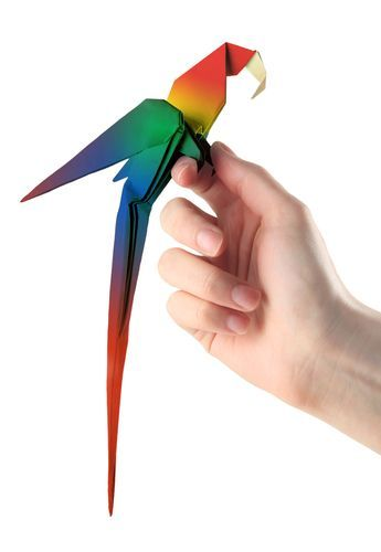 Origami - Arte em Papel