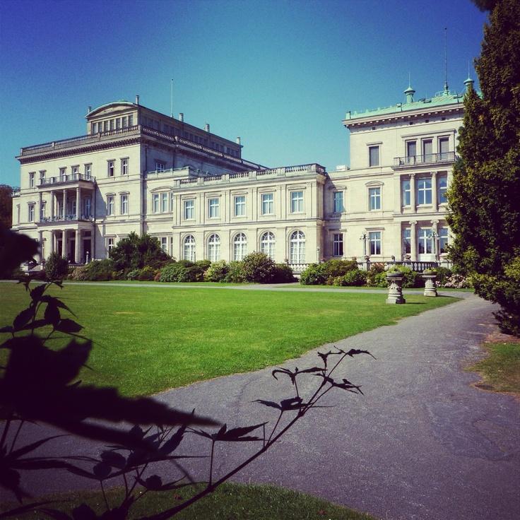 Villa Hügel, Essen, Germany