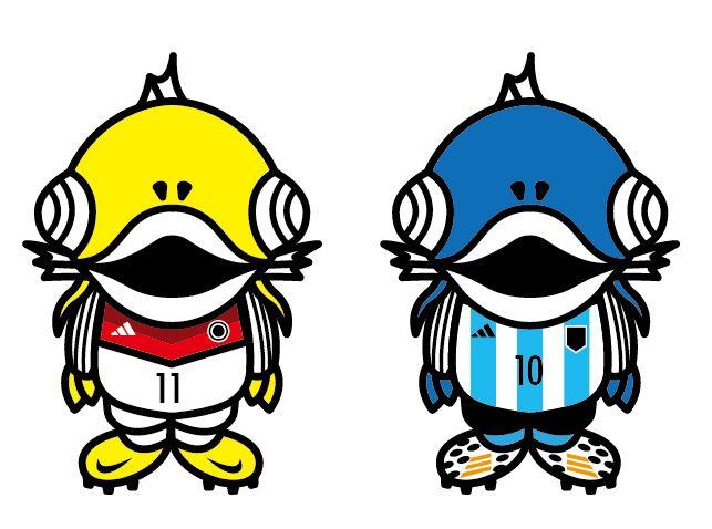 『ワールドカップ決勝戦なのだ!の巻』http://ameblo.jp/hangyo-kun/entry-11891957711.html