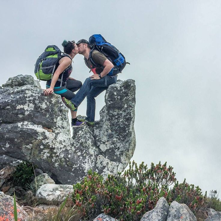 On our two day hike at cape point. #backpacking #capepoint #hikingadventures #soulmate