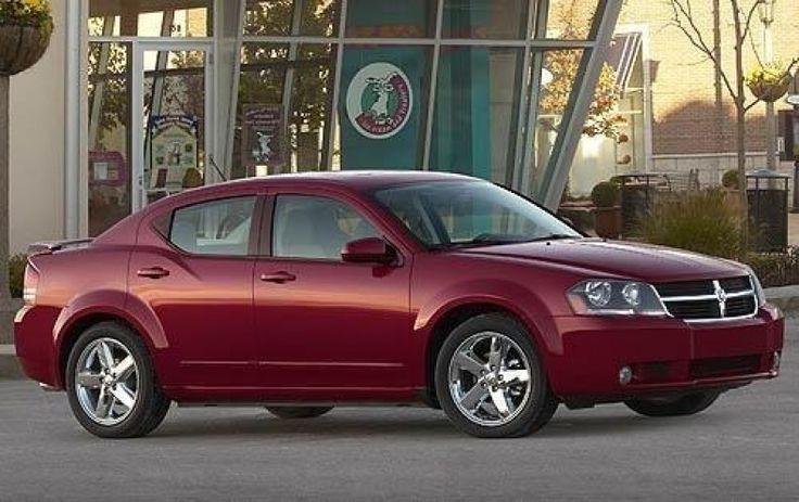 2008 Dodge Avenger Tires