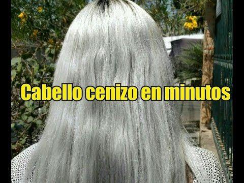 Aceniza tu cabello /como quitar lo amarillento o naranja del cabello, cenizalo/Lizzmuller - YouTube