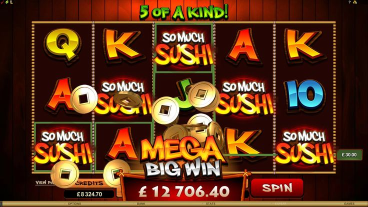 Win Big in slot games at all slot casino & play for real money to became millionaire in few months!