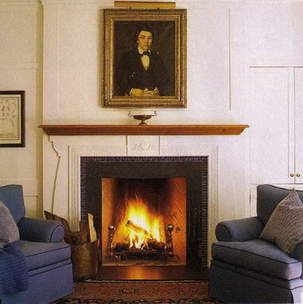 Placing Furniture around a fireplace - Norton Safe Search