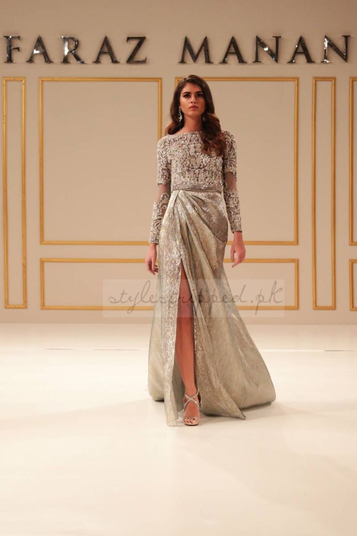FARAZ MANAN: Middle East Debut. literally desi Balmain and im in love