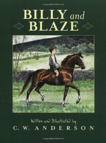 Billy And Blaze: A Boy And His Horse:Amazon:Books