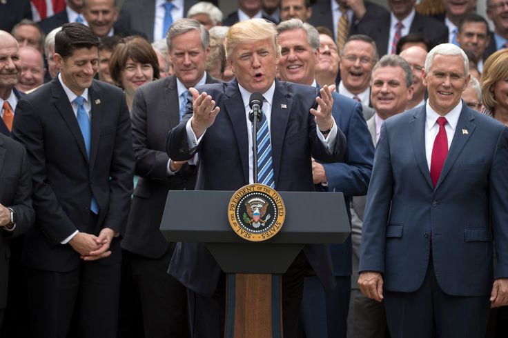 After weeks of struggle, House Republicans narrowly passed hard-fought legislation to repeal and replace large parts of the Affordable Care Act.
