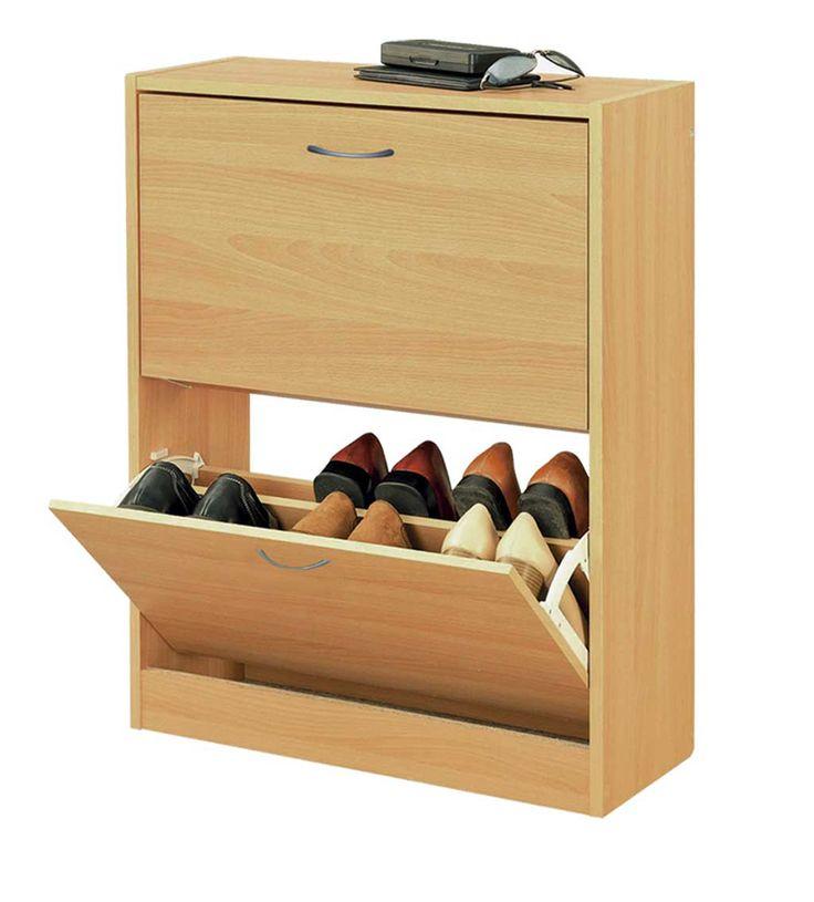 Mejores 12 im genes de zapatero y bolsos en pinterest for Guarda zapatos en madera