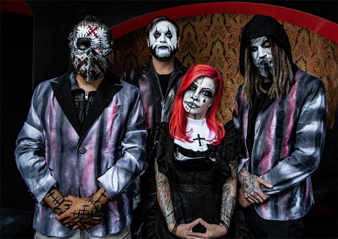 Stage Ae Halloween Party 2020 Raven Black Teases New Video Before Tour in 2020 | Theatrical