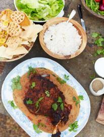 Tried - Fantastic - Jamie Oliver - Empire Roast Lamb