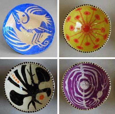 John Ffrench mid-century irish ceramics