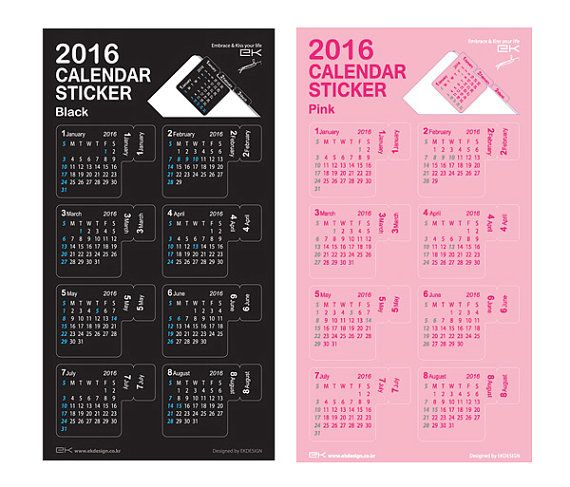 Calendar Sizes Ideas : Best calendar stickers ideas on pinterest erin