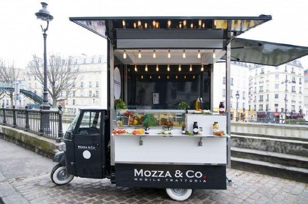 mozzaandco, street food à Paris - Mozzarella et glaces: 5 adresses italiennes à Paris - L'EXPRESS