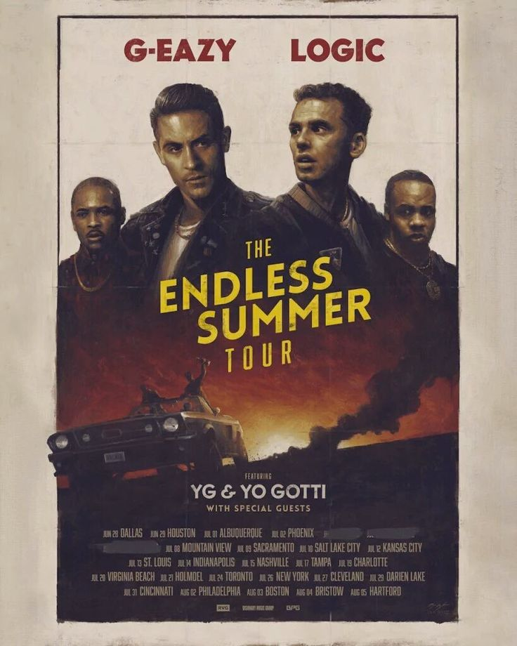 Logic & G EAZY: Endless Summer Tour