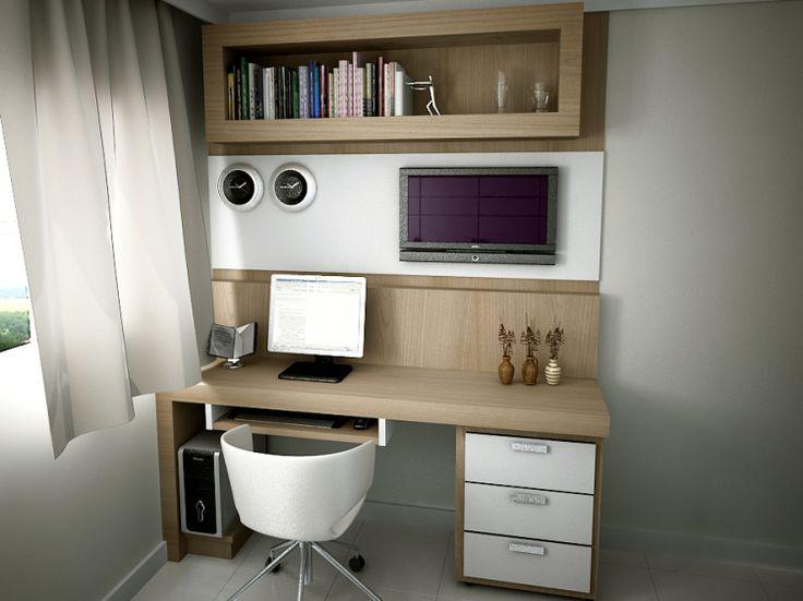"""O conceito de Home Office (ou """"Escritório em Casa"""") surgiu nos Estados Unidos e com o passar do tempo foi sendo adotado por vários outros países, inclusive"""