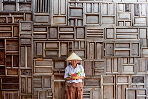 vietnam: Interior, Material Texture, Surface, Coverings Texture Patterns, Creating Texture, Architecture Ideas