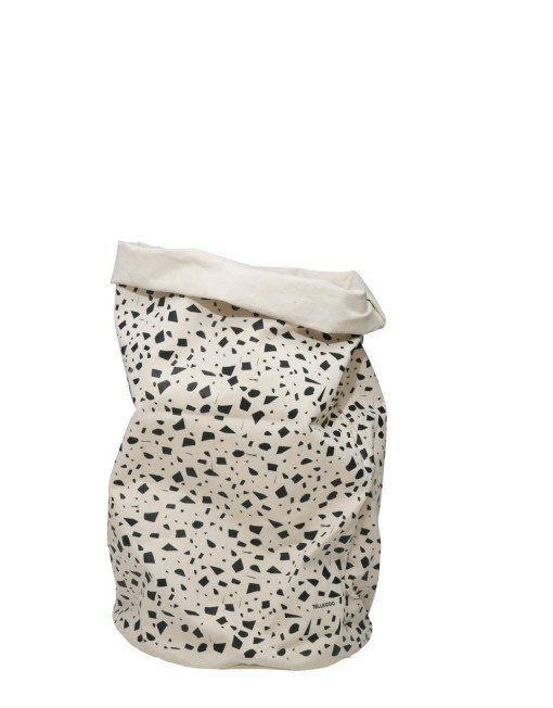 Fabric Storage Bag - Dots