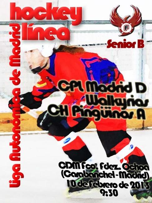 Senior D (Walkyrias) 10-02-2013