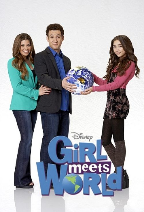 Girl Meets World Poster 1