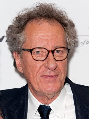Not only is Geoffrey Rush one of the few people who have won the 'Triple Crown of Acting': an Academy Award, a Tony Award and an Emmy Award, but he's also the 2012 Australian of the Year.