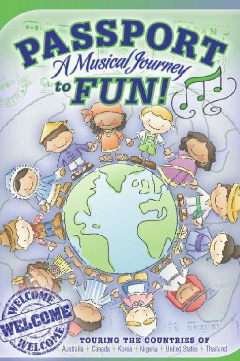 Spotlight on Music, Grades K-6, Festival of World Music Audio CDs (ELEMENTARY SPOTLIGHT ON MUSIC)