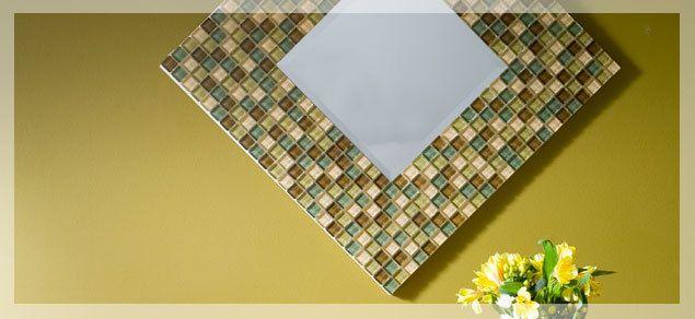 17 Best Images About Mosaics Tables Mirrors Pots