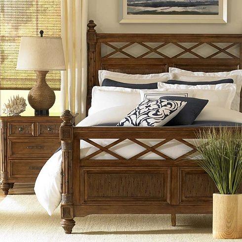 Haverty's Pelican Bay Master bedroom furniture, Home