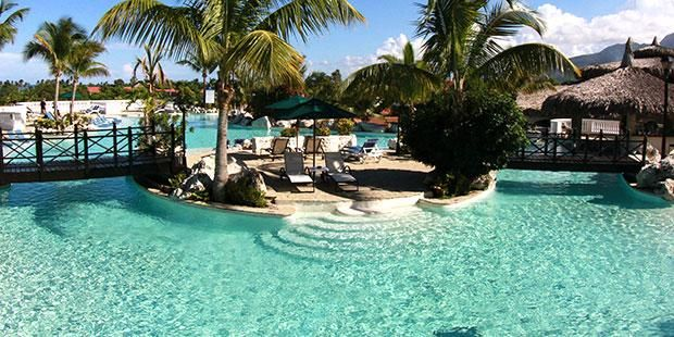 9 Best Resort Pools Galore Images On Pinterest Dominican Republic Interval International Directory Cofresí Palm Beach And Spa