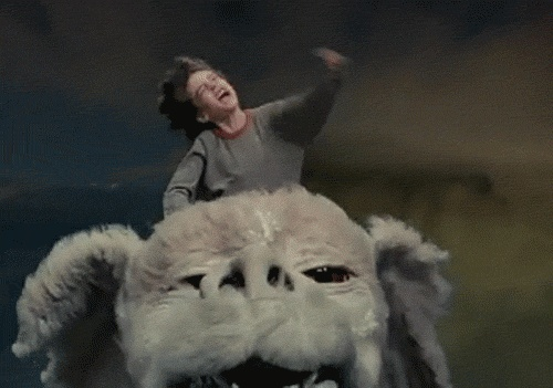Neverending Story. just because this picture is cracking me up