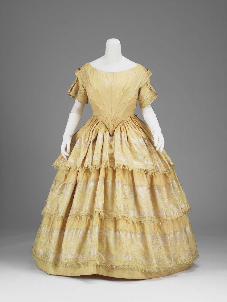 1378 best crinoline dresses 1850-1870 images on Pinterest ...