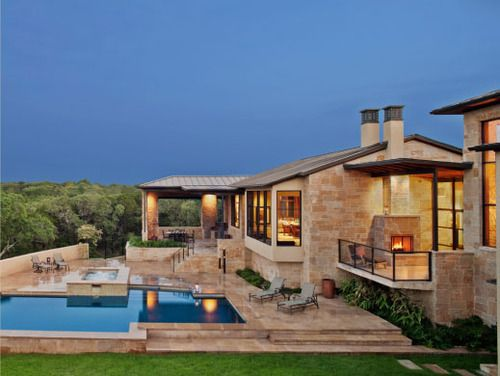 Luxury with a view of Austin - Texas Hill Country style...