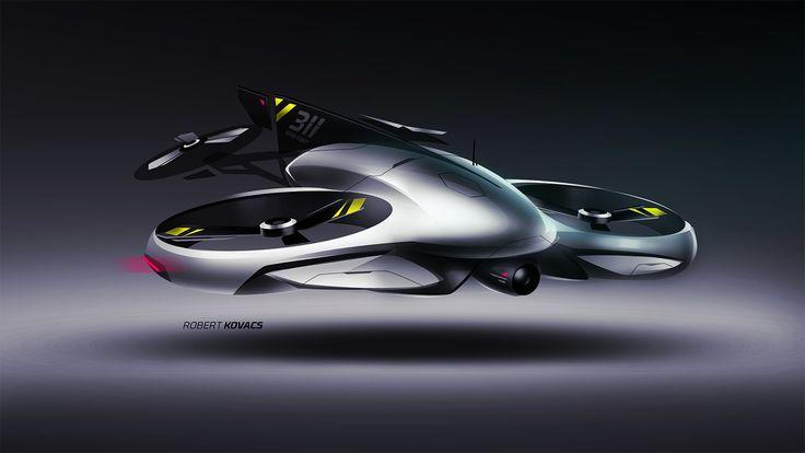 Race Drone, Robert Kovacs on ArtStation at https://www.artstation.com/artwork/BvPLr