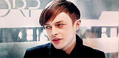 Dane Dehaan as Harry Osborn gif