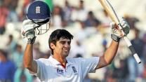 Sachin Tendulkar vs Alastair Cook. How they measure up at similar stages!!